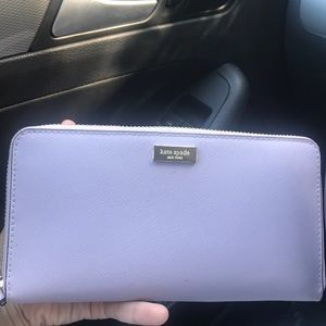 Authentic Kate spade large wallet